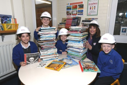 Taylor Wimpey - World Book Day - Westfield Primary School and Nursery